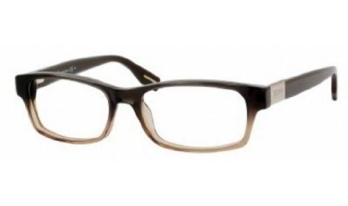 Hugo Boss Eyeglasses 0324 0YOS 00 in Brown Gray - Shop Boss Hugo
