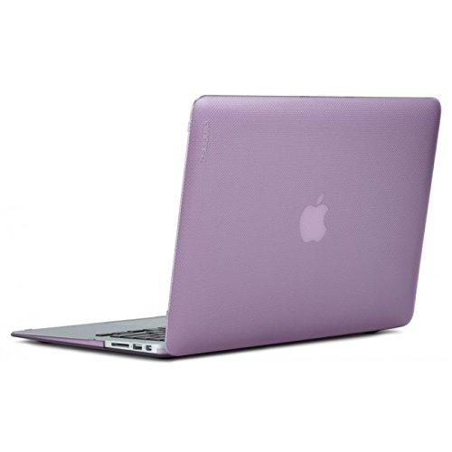 Incase Dots Hardshell Case for 13'' MacBook Air (Does Not Fit Retina MacBook Air) - Mauve Orchid - INMB200258-MOD