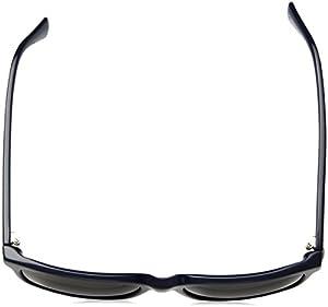 Cole Haan Men's Ch6000 Plastic Square Sunglasses, 55 mm
