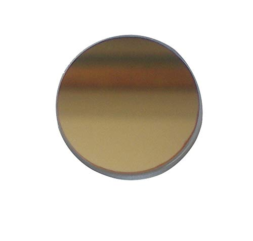 3x Dia. 20mm K9 Reflection Mirrors for 10600nm CO2 Laser Engraver Cutter 30W-40W K40 Cole