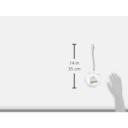 50%OFF Caitec Foraging Ball with Chain and Bell