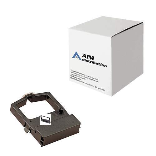 AIM Compatible Replacement for Okidata ML-520/590 Black Printer Ribbons (6/PK) (52107001) - Generic ()