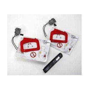 フィジオコントロール ライフパック CR Plus 交換用キット 電極パッド&バッテリ B017A049DQ