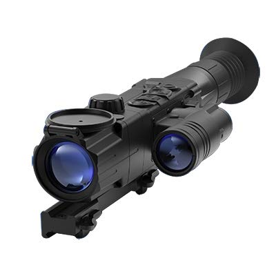 Pulsar PL76618-N/A-N455 Digisight Ultra Digital Night Vision Riflescope, Black