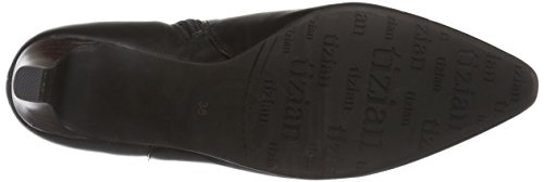 Barato Liquidación Descuento excelente Damas Tizian Lb65920a-6 Botas Cortas De Color Marrón (marrón) Yildb3H