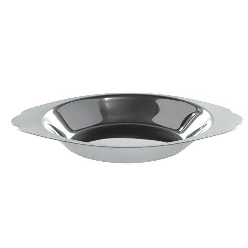 HUBERT Stainless Round Au Gratin Dish 8 Oz