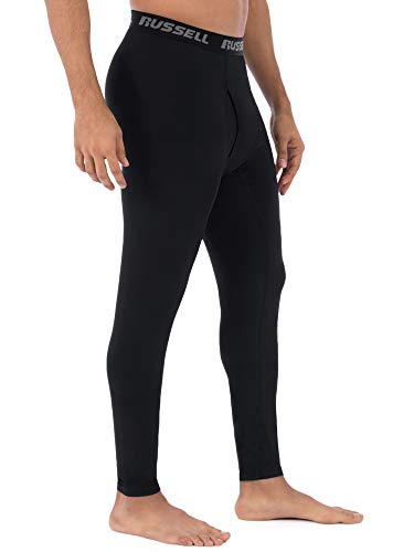 Russell Men's Performance Active Baselayer Thermal Pant/Bottom (Large (Waist 36
