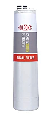 DuPont WFQTC30001 QuickTwist Carbon Block Filter Cartridge