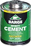 BARGE INFINITY CEMENT Rubber Leather Glue Shoe Repair 1 Quart (946 ml)