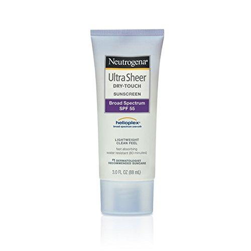 Neutrogena Ultra Dry Touch Sunscreen Ounces