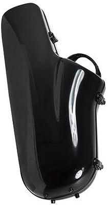 Ortola FAS-01 - Estuche fiber glass saxo alto, color negro: Amazon.es: Instrumentos musicales