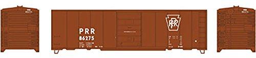 - Athearn HO 40' Box Car Single Door PRR #86275