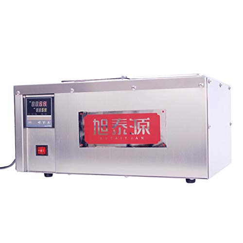 Parallel Bar Chocolate Melting Machine, Stainless Steel Baking Melting Furnace, Constant Temperature Holding Furnace, Hot Melt Machine, Commercial Electric Heating Melting Furnace