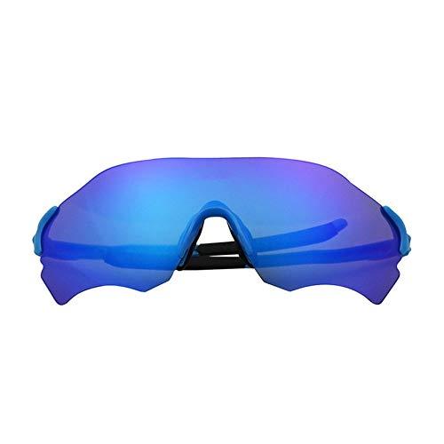 Flower falling TR90 Unisex Sports Bike Glasses Sunglasses ()