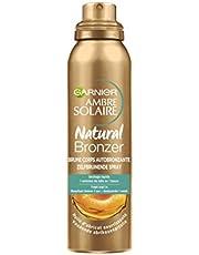 Garnier Ambre Solaire Natural Bronzeur Brume Bronzante Corps 150 ml