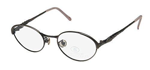 Paolo Gucci 6305631 Mens/Womens Designer Full-rim Eyeglasses/Spectacles (50-18-140, - Gucci Frames Spectacles