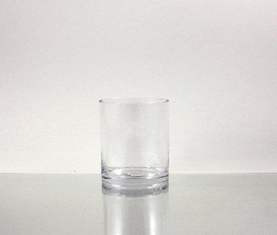 Amazon.com: Clear Cylinder Gl Vase/Candle Holder - 5