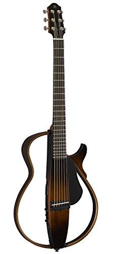 Yamaha Steel String Silent Guitar, Tobacco Sunburst - SLG200S TBS