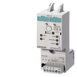3RF2920-0GA33 Siemens Lastüberwachung  Strombereich 20A 40 GRAD C 110-230V //110