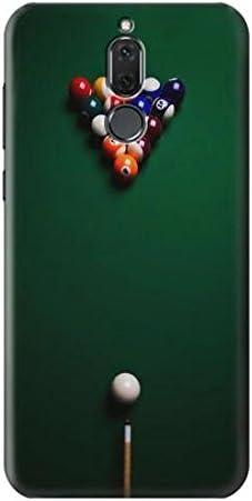 Billiard Pool Funda Carcasa Case para Huawei Mate 10 Lite: Amazon.es: Electrónica