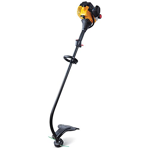 Bolens 25cc 2-Cycle BL110 16-in Curved Shaft Gas String Trimmer