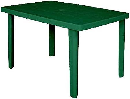 areta are022Mesa, Modelo Marte, Verde, 100x 67x 72cm