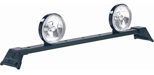 CARR 210501 Low Profile Light Bar  Black Powder (1500 Carr Light Bar)