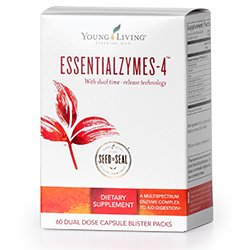 Young Living Essential Oils ~ Essentialzyme-4 - 120 ct