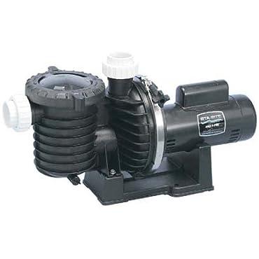 Sta-Rite P6E6E-206L Max-E-Pro Energy Efficient 1HP Pool Pump, 115V/230V
