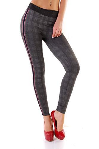 weiss OSAB blau Jeans Femme Rot Fashion UxxwI6Yqz