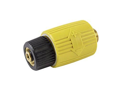Flow Pressure Regulator (Karcher Pressure & Flow Control Adjustable Nozzle for Gas Pressure Washers, 4000 PSI Rating)