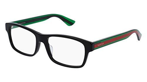 Eyeglasses Gucci GG 0006 OA- 002 002 BLACK / GREEN