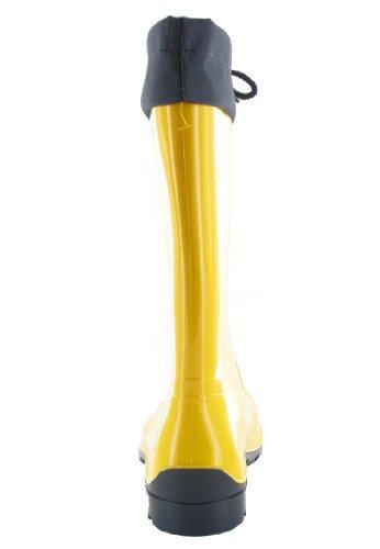 BOCKSTIEGEL - Sara - Damen Gummistiefel - Gelb, Größe:40