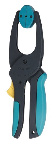 Wolfcraft 3459405 AccuGrip Mini Ratchet Clamp