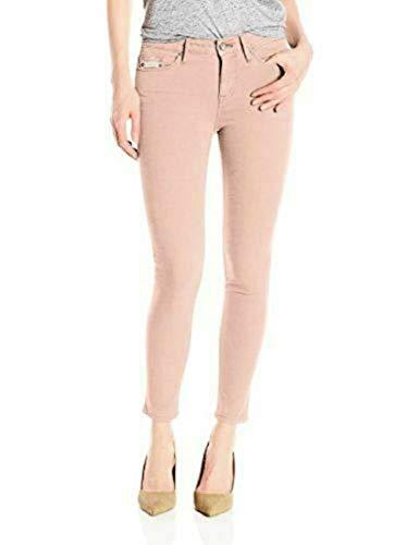 Calvin Klein Women's Ankle Skinny Jeans (Chintz Rose, 4)