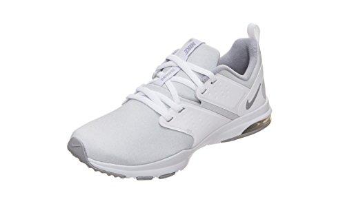 Nike Women s Air Bella White Wolf Grey-Cool Grey Training Shoes