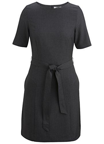 - Edwards Ladies Synergy Washable Jewel Neck Dress Steel Grey 4