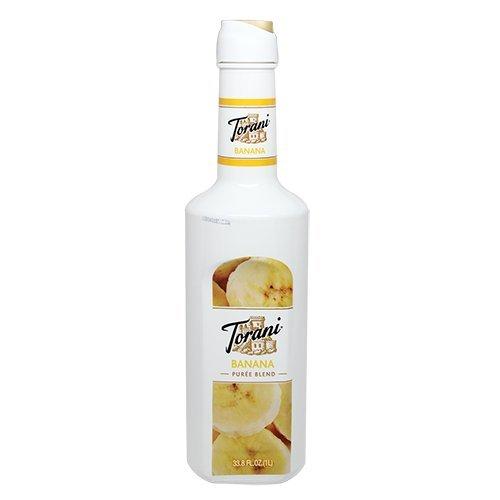 - Torani Puree Blend, Banana, 64 Ounce (Pack of 2)