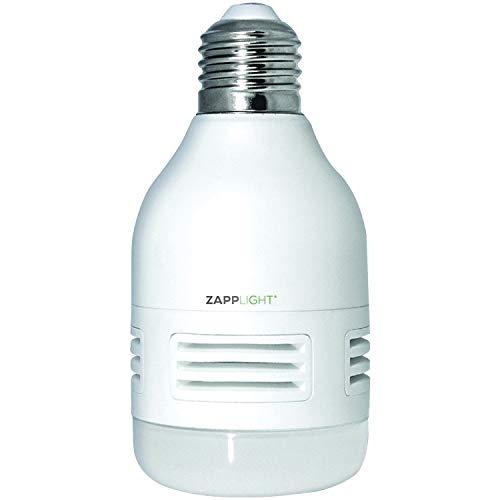Zapplight ZAPP-RR LED Light Bulb & Sonic Rodent Repeller, Iv