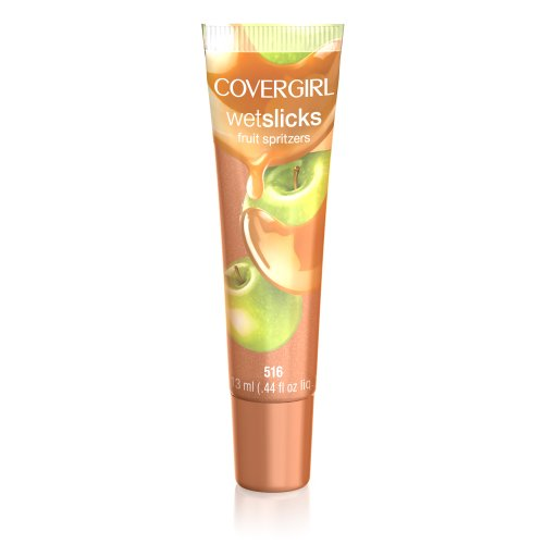 CoverGirl Wetslicks Fruit Spritzers Lip Gloss, Caramel Apple