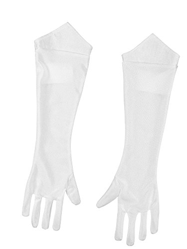 Nintendo Super Mario Brothers Princess Peach Child Gloves, One Size Child -