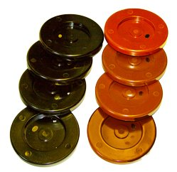 Shuffleboard Replacement Discs (SET)
