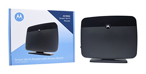 MOTOROLA AC1900 Router for Charter Spectrum, Smart Wi-Fi Gigabit Router with Power Boost, Model MR1900-CH by Motorola (Image #4)
