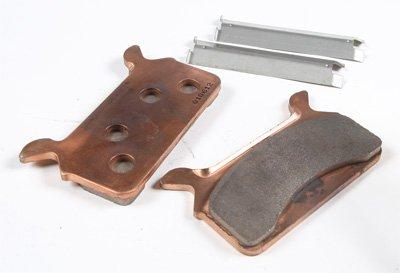 Brake Pads Polaris 700 All (except 03 Pro X) 1997-2003 Snowmobile Full-Metal PWC 40-0315 OEM# 2201429, 2201430