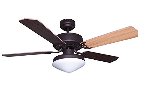 Ceiling Fan 12 VOLT 42 With LED Light and Remote Lamps & Light ...