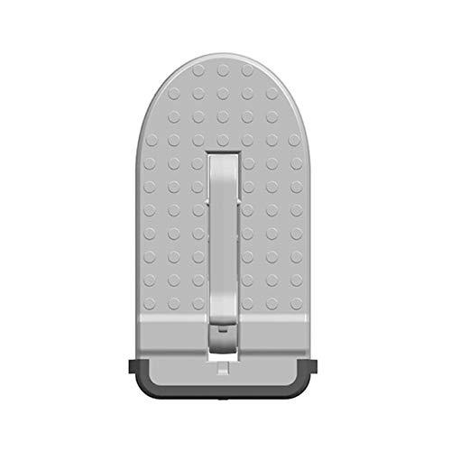 TOOGOO Pedal del Pie del Gancho del Cierre de Puerta de La Aleaci/ón de Aluminio de Automotriz para Cami/ón Jeep SUV