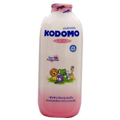 Kodomo Baby Powder (500 Gram); Original Baby Body Powder for New Mom (Plus Oat Milk Moisturizer) - Pink Cheap!!! by Kodomo