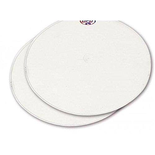 Plaque laterale universel oval a partir de 1970 blanc - Ufo 78025710