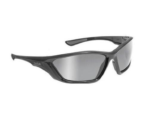 Gafas de sol Swat ASAF de Bolle, Unisex, Shiny Black/Silver ...