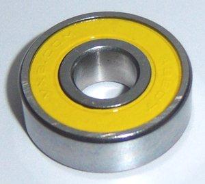 Bearing 608 LLB,608llb 608 2rs dimension 8x22x7 NTN +150sC 608LLB 608 RS